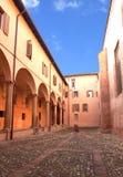 Santa Cecilia 免版税图库摄影