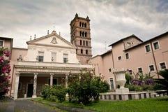 Santa Cecilia zdjęcia stock