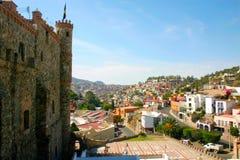 Santa Cecilia Castle Fotografie Stock Libere da Diritti