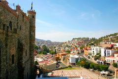 Santa Cecilia Castle Royalty Free Stock Photos