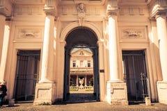 Santa Cecilia em Trastevere Fotografia de Stock Royalty Free