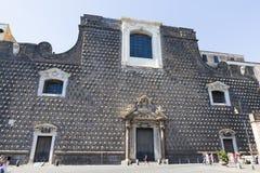 Free Santa Chiara Church From Naples City Stock Images - 128401974
