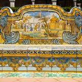 Santa Chiara Monastery - Naples Royalty Free Stock Images