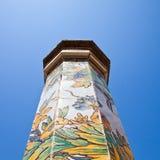 Santa Chiara Monastery - Naples Royalty Free Stock Photos