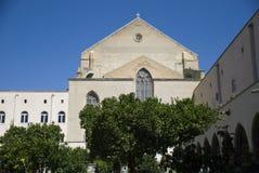 Santa Chiara, napoli Στοκ Εικόνες