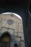 Santa Chiara, Napoli Royalty Free Stock Photo