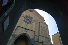 Santa Chiara, Napoli Stock Photos