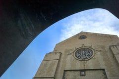 Santa Chiara, Napoli Royalty Free Stock Photography