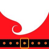 Santa Christmas Background Image stock