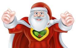 Santa Christmas Hero Stock Photos