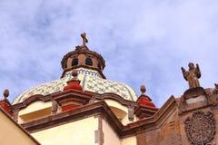 Santa clara church I Stock Photography