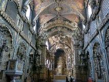 Santa Clara Church in Porto Royalty Free Stock Photos