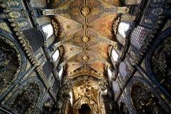 Santa Clara Church, Porto, Portugal Imagem de Stock