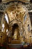 Santa Clara Church, Porto, Portugal Lizenzfreie Stockfotos