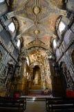 Santa Clara Church, Porto, Portugal Foto de Stock