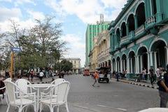 Santa Clara. Corners of Santa Clara, Cuba Stock Images