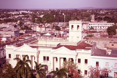 Santa Clara, Cuba imagem de stock
