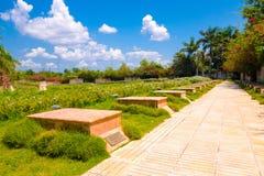 SANTA CLARA, CUBA - 8 DE SETEMBRO DE 2015: O Che imagem de stock