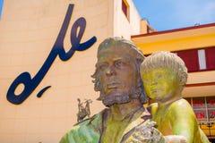SANTA CLARA, CUBA - 5 SEPTEMBRE 2015 : Che Guevara Images stock