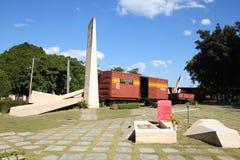 Santa Clara, Kuba stockfoto