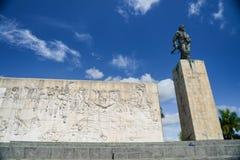 SANTA CLARA, KUBA - 14. Dezember 2014 Che Guevara Mausoleum Lizenzfreie Stockbilder