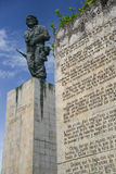 SANTA CLARA, KUBA - 14. Dezember 2014 Che Guevara Mausoleum Stockbilder