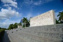SANTA CLARA KUBA, GRUDZIEŃ, - 14, 2014 Che Guevara mauzoleum Obraz Royalty Free