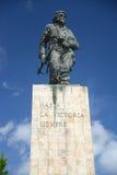 SANTA CLARA KUBA, GRUDZIEŃ, - 14, 2014 Che Guevara mauzoleum Fotografia Stock