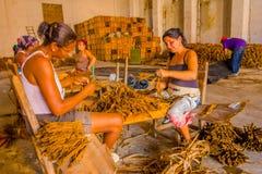 SANTA CLARA KUBA, WRZESIEŃ, - 08, 2015: Handmade Fotografia Stock