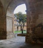Santa Clara Monastery Royaltyfri Foto