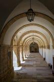 Santa Clara Monastery in Coimbra, Portugal Stockbilder