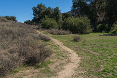 Santa Clarita Nature Preserve Royalty-vrije Stock Afbeelding