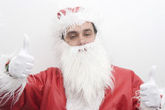 santa Claus Χριστουγέννων παραδο&sigm Στοκ Εικόνες