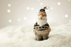santa Claus Χριστουγέννων Στοκ εικόνα με δικαίωμα ελεύθερης χρήσης