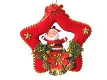 santa Claus Χριστουγέννων Στοκ φωτογραφίες με δικαίωμα ελεύθερης χρήσης