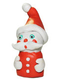 santa Claus Χριστουγέννων Στοκ φωτογραφία με δικαίωμα ελεύθερης χρήσης