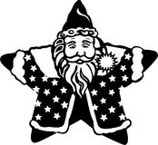 santa Claus Χριστουγέννων ελεύθερη απεικόνιση δικαιώματος