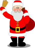 Santa Claus 04 Royalty Free Stock Photos