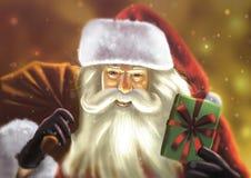 Santa Claus Royaltyfria Foton