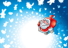 Santa_Claus Royalty Free Stock Photography