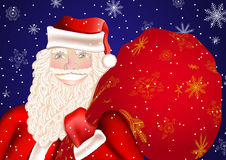 Santa Claus_2 Royalty Free Stock Image