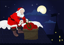 Santa_Claus Royalty Free Stock Photo
