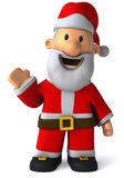 Santa Claus stock illustrationer
