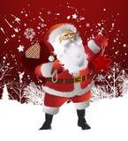 Santa Claus Стоковое Изображение RF