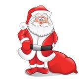 Santa Claus Royaltyfri Foto