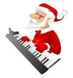 Santa Claus Illustration de Vecteur