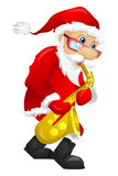 Santa Claus Illustration Stock