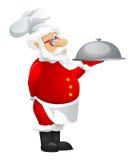 Santa Claus Image stock