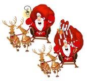 Santa Claus Images libres de droits