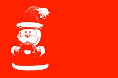 Santa claus Fotografia Royalty Free